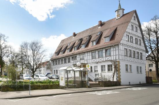 Stadt Leinfelden-Echterdingen Rathaus